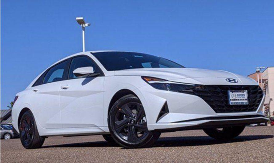 New 2021 Hyundai Elantra For Sale